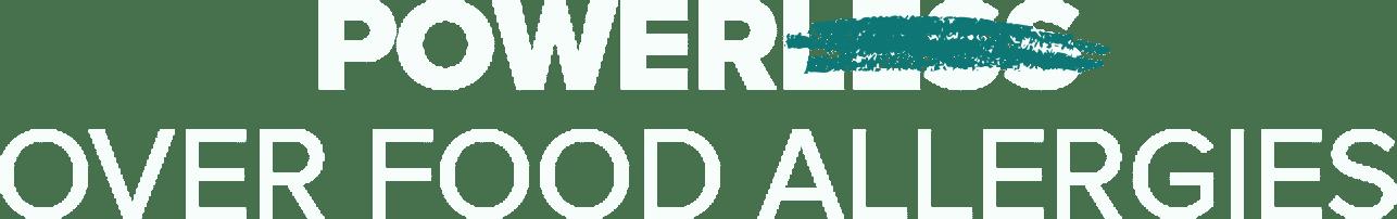 Power over food allergies